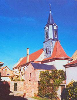 Eglise de Kolbsheim