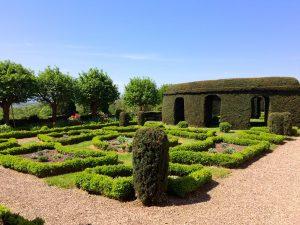 Jardin du château