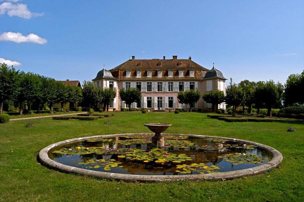 Le château de Kolbsheim