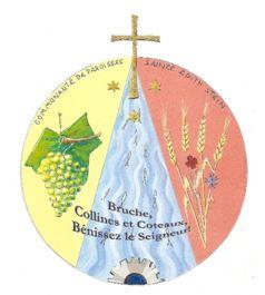 LOGO de la communauté de paroisses