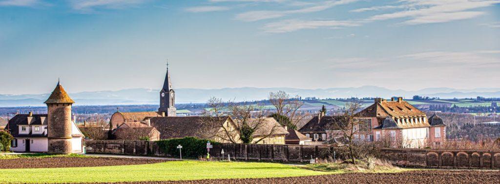 Village de Kolbsheim